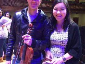 华裔音乐家张慧婷在美国音乐界大放光彩