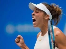 凯斯谈美网决赛争议 希望能在中国赛季完成一目标