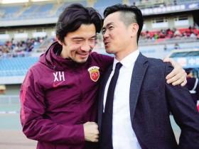 谢晖武磊一定比我们前辈强,他就该场均进一球