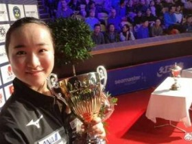 女乒世界第一2次成国乒惨案牺牲品,伊藤美诚感谢朱雨玲