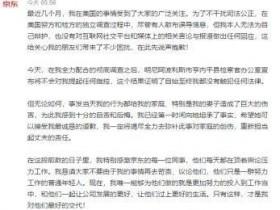 京东刘强东事件落定,但京东的生死劫过去了吗