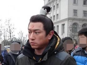 tvb艺人五小生近照曝光陈键锋变胖走样,林峰帅气依旧