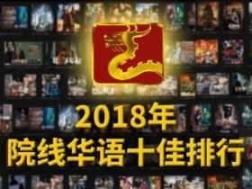 李连杰近况十大最佳2018年院线国产电影,你都看过了吗