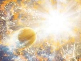 《流浪地球》中人类担心太阳氦闪才带着地球流浪,经典科幻电影氦闪有多可怕