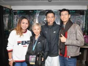 刘德华上海演唱会场场精彩,众明星好友现身捧场,唯有他让人惊叹