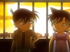 名侦探柯南动画中未播出的新兰糖,情书是一个相似的轮回