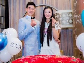 情人节体坛眷侣:最美队长惠若琪大婚,中国网球一姐公开00后男友