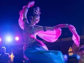 中国丝路乐队奏响首届沙姆沙伊赫亚洲国际电影节