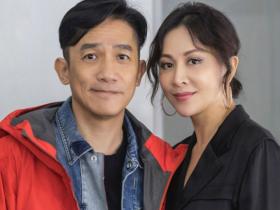刘嘉玲与陈冠希时隔多年再度同框,上演回忆杀,搂肩合影显亲密