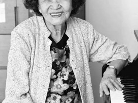 钢琴家巫漪丽去世享年89岁,曾受到周恩来接见,是梁祝首演者