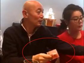 葛优和陈宝国聚餐,采用AA制分摊费用,网友怒赞:这就是大腕儿