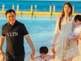 40岁吴佩慈宣布四胎怀女,即将满3个月,依然没有嫁入豪门