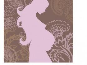马蓉晒孕照 社交网上发文上载一张孕妇卡通图像