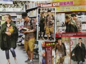 许志安逛超市 与郑秀文的感情恢复不错