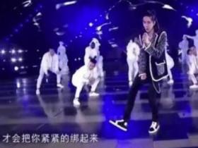 王一博踩坏地板 很卖力表演技巧欠佳