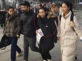 张子枫艺考分数 省排名第一