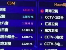 跨年晚会收视排名 浙江卫视意料之内的第一倒数