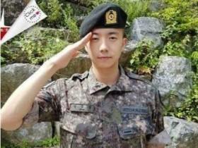 2PM张祐荣退伍 本来他的服役期到本月28日