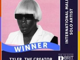 第40届全英音乐奖 碧梨获得最佳国际女歌手