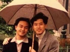 张国荣逝世17周年 生前好友唐鹤德发文纪念