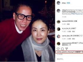 """张柏芝凌晨点赞王菲""""活久见""""的场面立即引发网友讨论"""