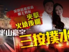 吴佩慈豪宅三度抵押 老公纪晓波最近频频传出陷入困局