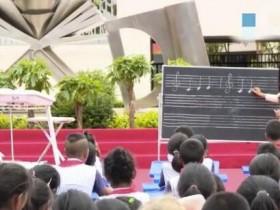 玖月奇迹王小玮状态 出现在央视《音乐公开课》