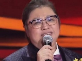 韩红瘦了 现身央视的国庆晚会倾情献唱
