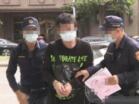 罗志祥助理酒驾被捕 车辆破损严重男子却毫发无损
