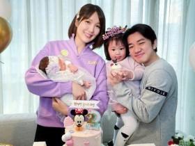 王祖蓝二胎得女 诞生日恰好是大女儿生日
