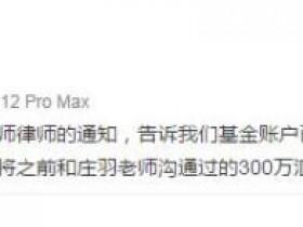 郭敬明将给反剽窃基金汇款300万