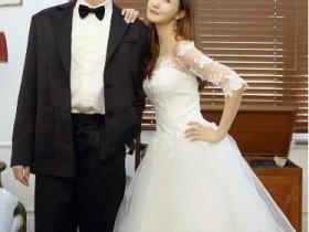 官宣结婚?李多海换装试婚纱