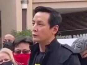 吴彦祖悬赏16万缉凶 呼吁反对种族偏见