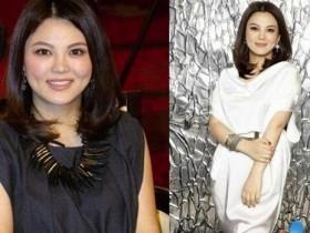 李湘减肥瘦四十斤 体重不到一百斤