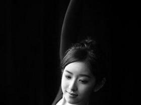 章泽天芭蕾舞旧照