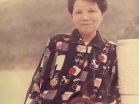奶奶去世钟楚曦发文悼念