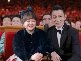 贾玲发文为偶像刘德华庆生