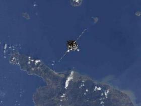 俄摄制组将飞往国际空间站拍电影