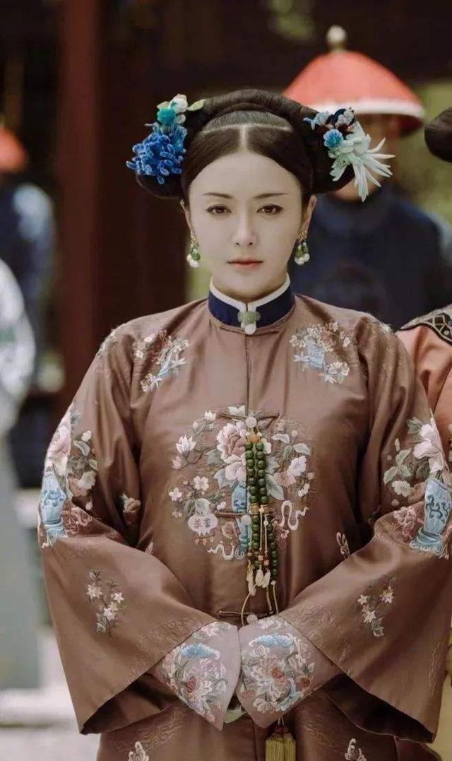 [秦岚坦言自己和富察皇后有七分相似