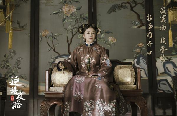 [专访秦岚富察皇后有一种温暖的力量
