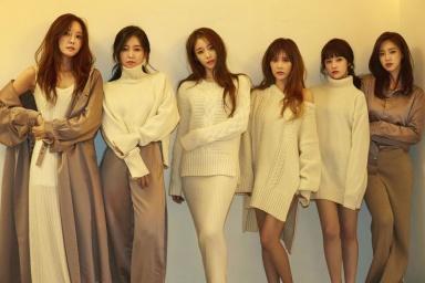 金宇彬近况从二代团到五代团,韩国女团的门面担当都是怎样的神颜