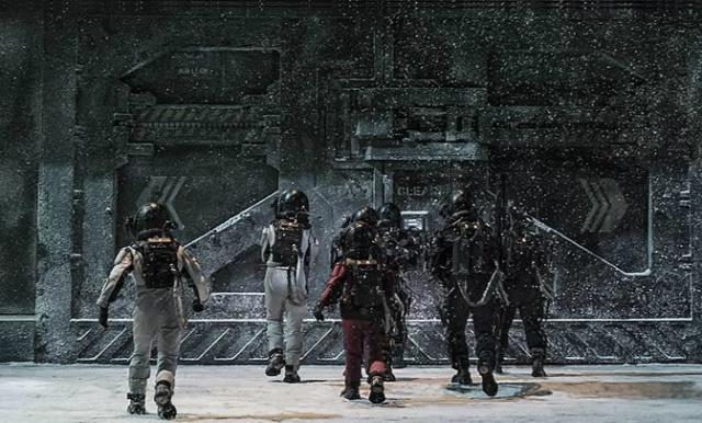 刘慈欣和刘宇昆的完美合作《流浪地球》时代开启国产科幻电影之路