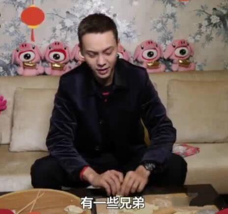 笑看陈伟霆包饺子,史上最烂的饺子
