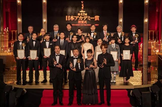 [日本奥斯卡获奖名单完整版,今年最大赢家果然是这部电影