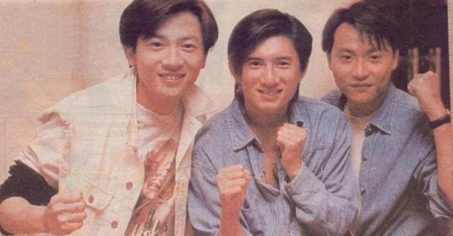 [小虎队成团3周年,苏有朋约饭吴奇隆陈志朋,吴奇隆这样回应