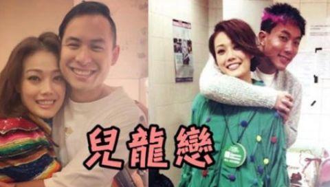 [传39岁容祖儿秘恋杨受成33岁小儿子杨政龙4个月