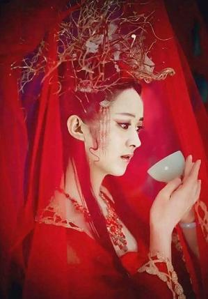 原来赵丽颖才是聂小倩的最佳人选,定妆照一出,网友不淡定了