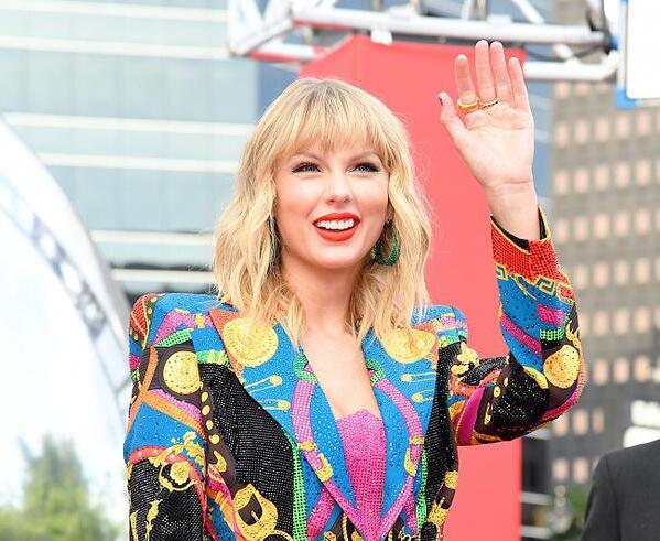 霉霉广州见面会 Taylor Swift粉的福音到来