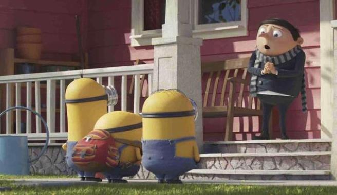 小黄人2预告 7月3日在北美上映
