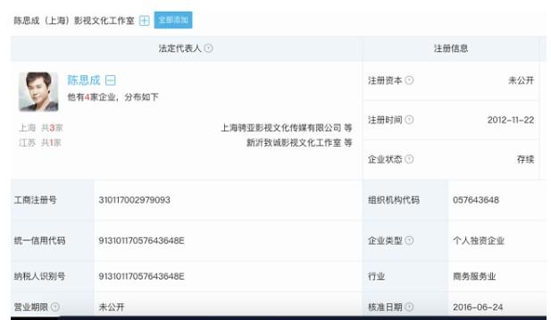 陈思成索赔乐视网 涉案金额2896.67万元